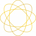 Logo ConsensusMed Znak Gold